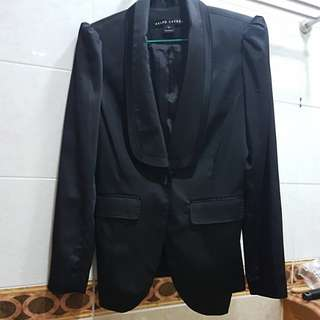 Ralph Lauren women's silk blazer/suit