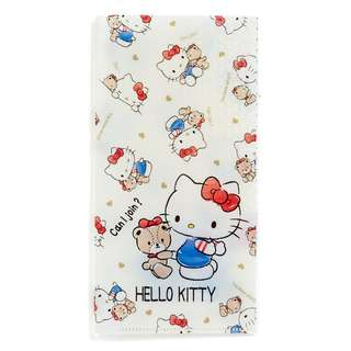 Japan Sanrio Hello Kitty Ticket Holder