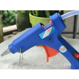 EU Plug SD-E Electric Melt Trigger Glue Gun Hot Stick Heater