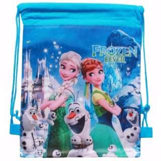 ♥Brand New Frozen Drawstring Party Bags★