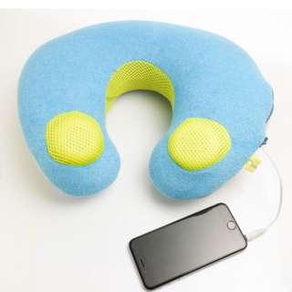 全新MP3 飛機頸枕