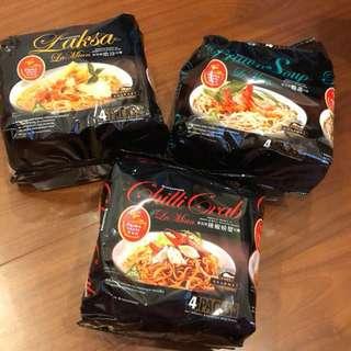新加坡泡麵 新加坡拉沙麵 叻沙麵 新加坡叻沙麵 拉沙泡麵 百勝廚泡麵 叻沙泡麵
