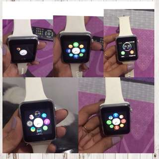 jam smart watch oktagon. free 1 jam ,batrai 2