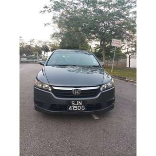 HONDA STREAM 1.8A CHEAP 7 SEATER UBER/GRAB READY!
