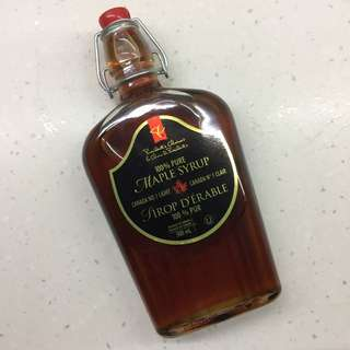 maple syrup 加拿大楓樹糖漿