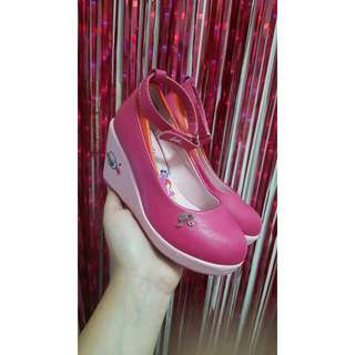 Barbie Wedge Shoes
