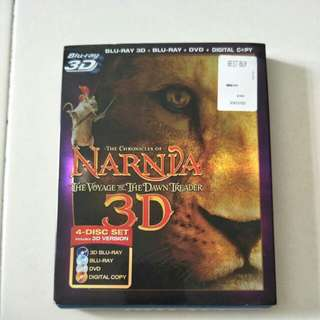 The Chronicles of Narnia 3D