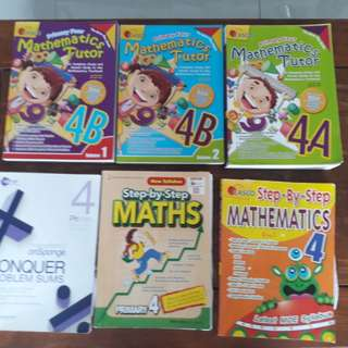 Mathematics Assessment books