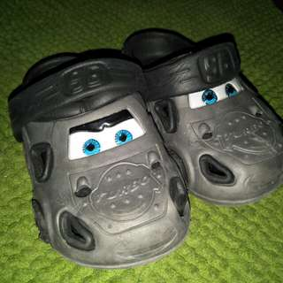 Slippers Lightning Mcqueen
