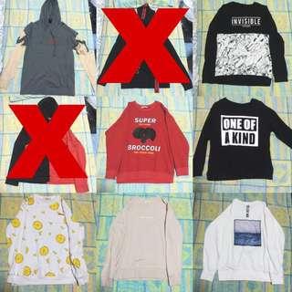 hoodies & pullovers
