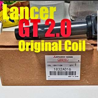 LANCER GT 2.0 Original Ignition Coil (pair with vk20 iridium tough will be superb)