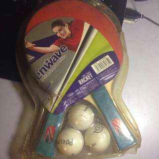 Table Tennis Equipment (Product of Lenwave)