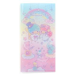 Japan Sanrio Little Twin Stars Ticket Holder