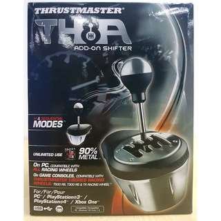 Thrustmaster add-on Shifter LIKE NEW!