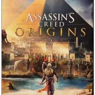 PRELOVED XBOX ONE GAME ASSASSIN CREED ORIGIN