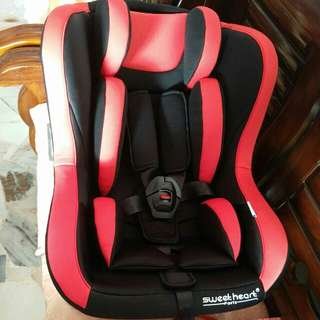 Sweet heart Car Seat cs286