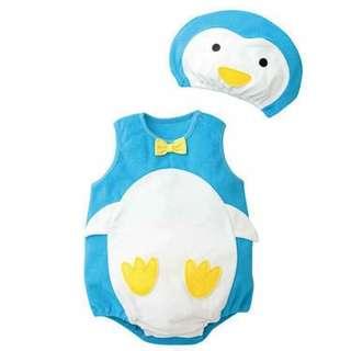 Fun Baby Costume Penguin - Clothing
