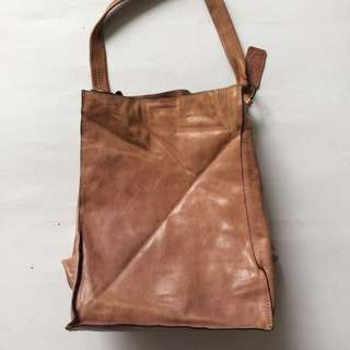 beau dessin leather hand bag