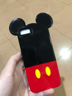 iPhone 5 case mickey