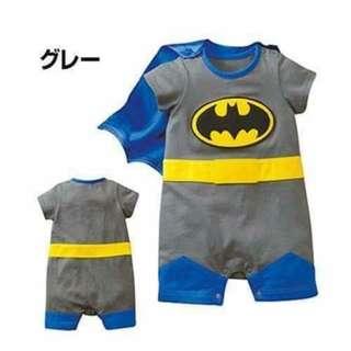 Batman Superhero Costume 12-18mos - Clothing