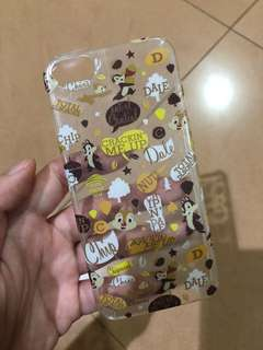 iPhone 5 case chip dale