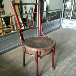 40year old coffee shop chair.
