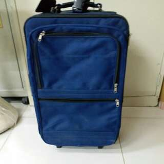 2 Wheels Luggage Size H 23inch W14inch