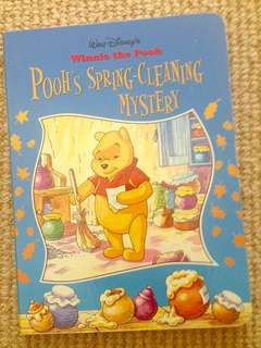 Pooh's Spring Cleaning Mystery