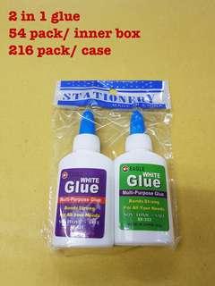2 in 1 glue