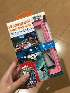 iPhone 6 plus waterproof case
