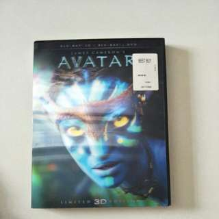 Avatar Limited Edition 3D