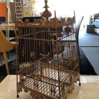 Jambul Cage mango wood