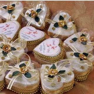 Wedding or Birthday Giveaways