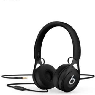 Beats EP on ear headphone Black