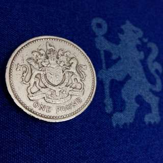 One pound 1993