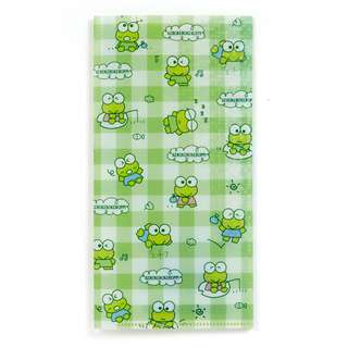 Japan Sanrio Keroppi Ticket Holder