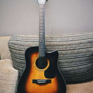 Yamaha FX370C Plug-in Acoustic Guitar