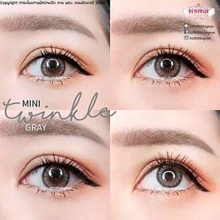 Mini Twinkle Grey- Thailand Contact Lens