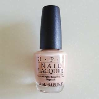 OPI Canberra't Without You NLA51 (Green Label)