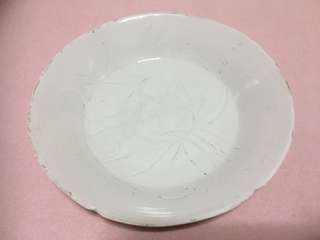 A northern song Floral dish