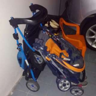 stroller/ stroler (take both)