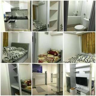 Rental Apartment Bassura City