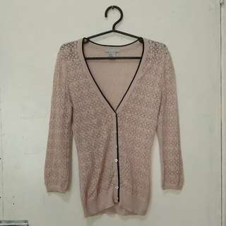 REPRICED: H&M knitted cardigan