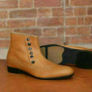 Sepatu pria cevany milano