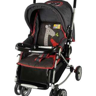 Baby 1st Stroller with Rocking feature