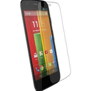 Motorola C 4G Lte XRB Tempered Glass Screenguard Protector