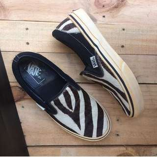Vans slip on (japan market)