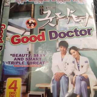 GOOD DOCTOR 4 Disc