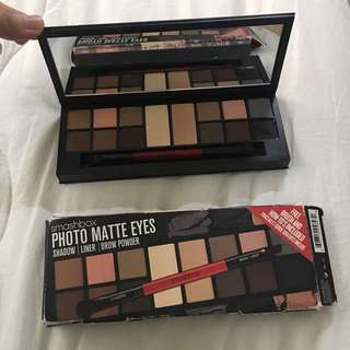 Smashbox photo matte eyes