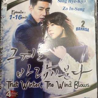 The Winter - song hye kyo